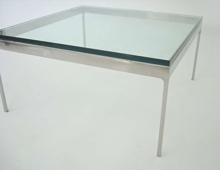 Mid-20th Century Low Coffee or Side Table by Nicos Zographos For Sale