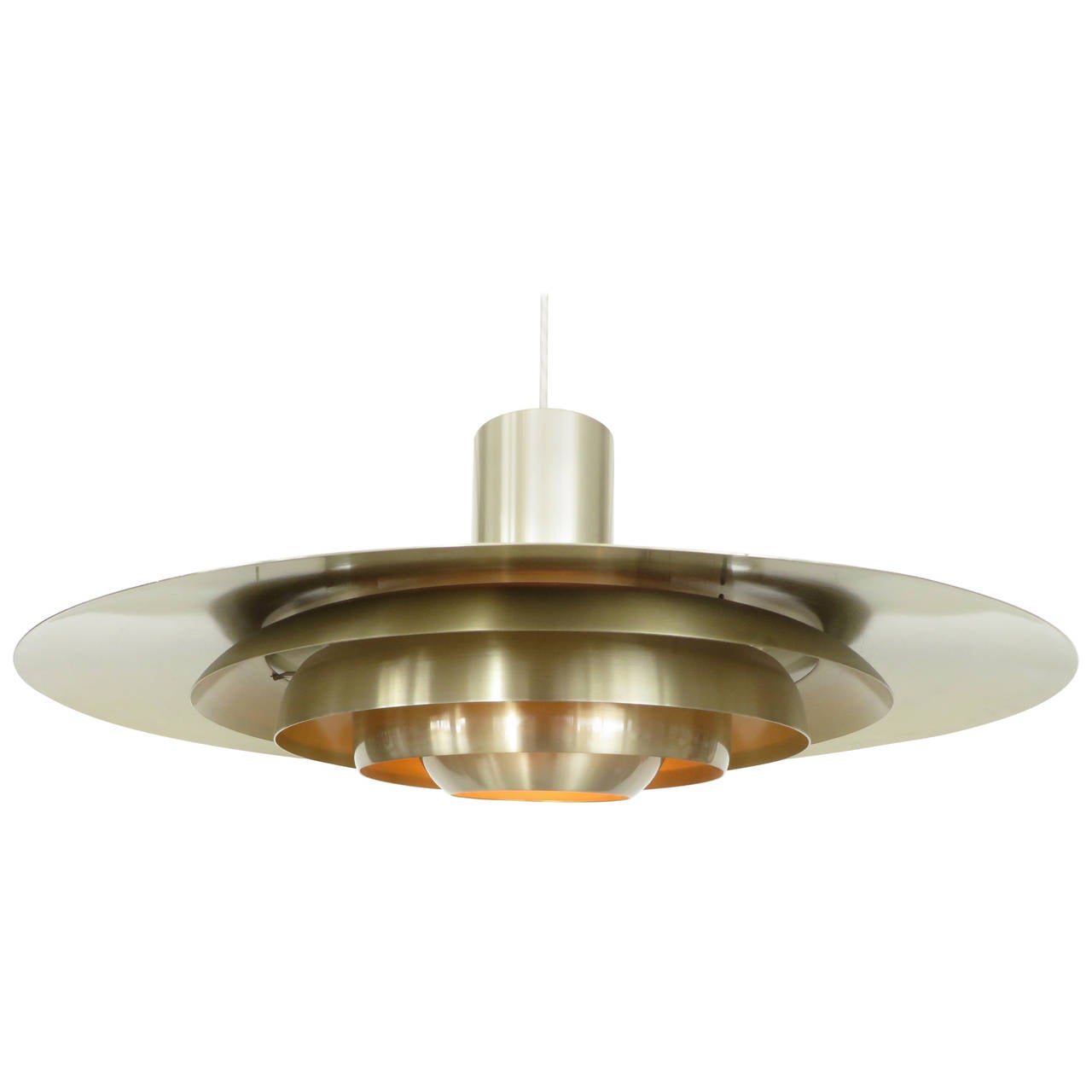 Chandelier Extra Large Ceiling Light By Preben Fabricius And J Rgen Kastholm