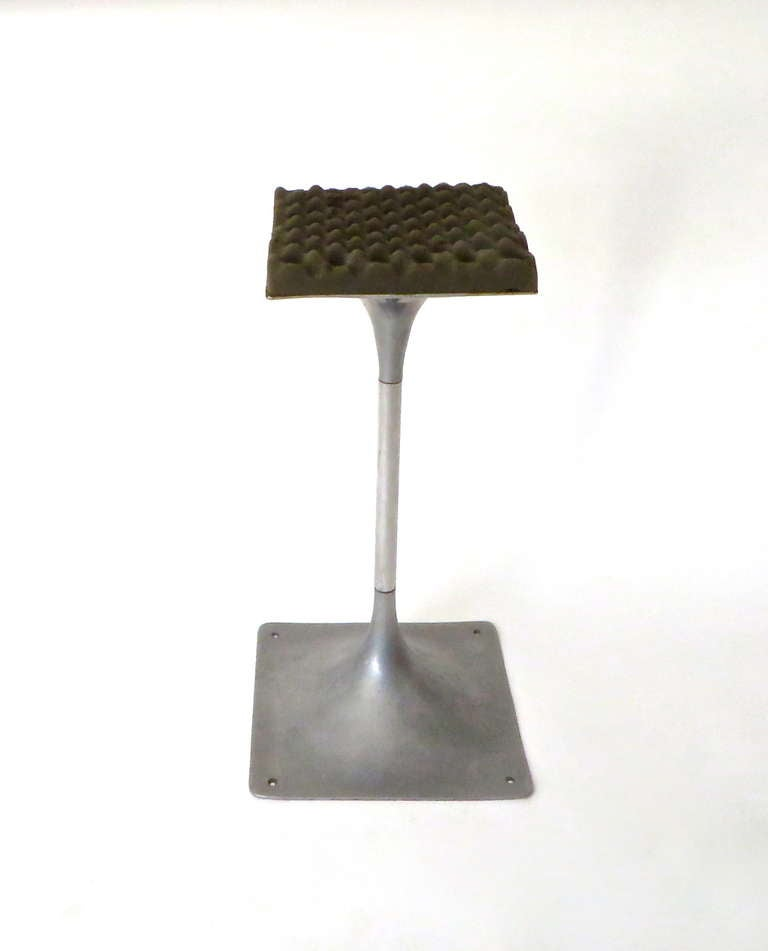 Bar Stool By Roger Tallon From Module 400 Series For Sale