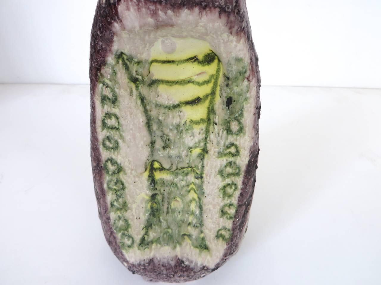 Italian Ceramic Pitcher by Guido Gambone 8