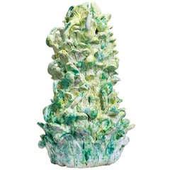 "Sculpture ""Trepadeira"" in Ceramic by Bela Silva"