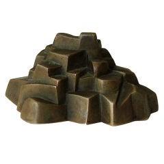 Francois Stahly Bronze Sculpture