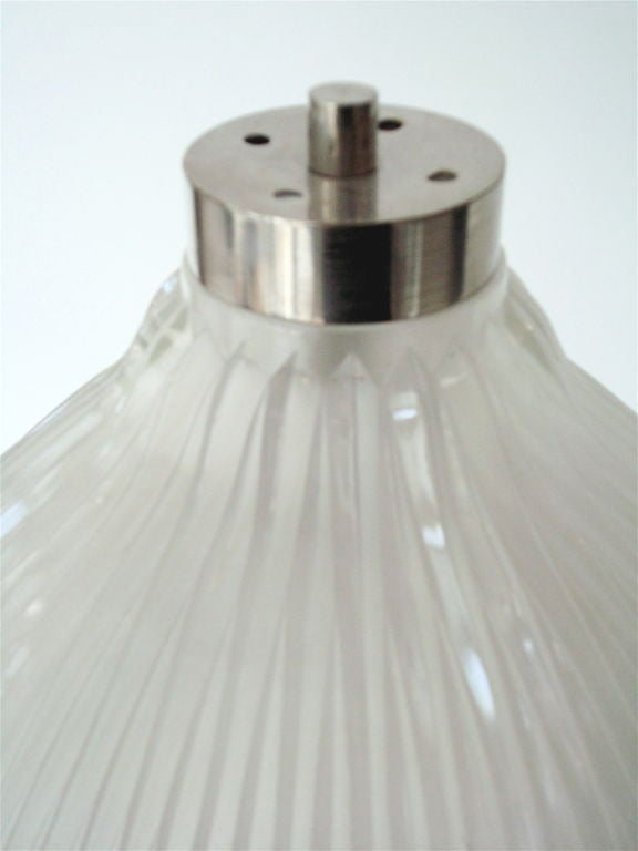Mid-20th Century Italian Table Lamp Polinnia by the Architects BBPR for Artemide c 1964 B.B.P.R. For Sale