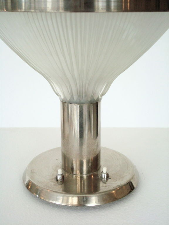 Italian Table Lamp Polinnia by the Architects BBPR for Artemide c 1964 B.B.P.R. For Sale 1