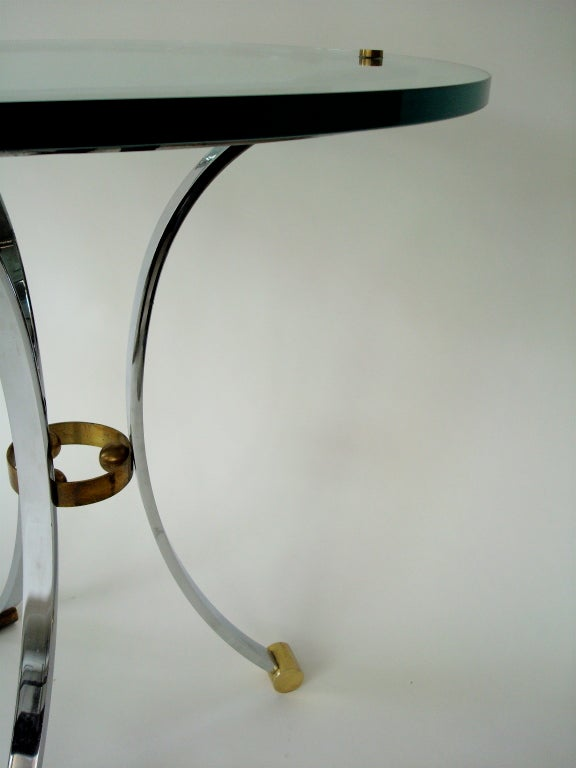 Pair of Side Tables by Maison Jansen 5