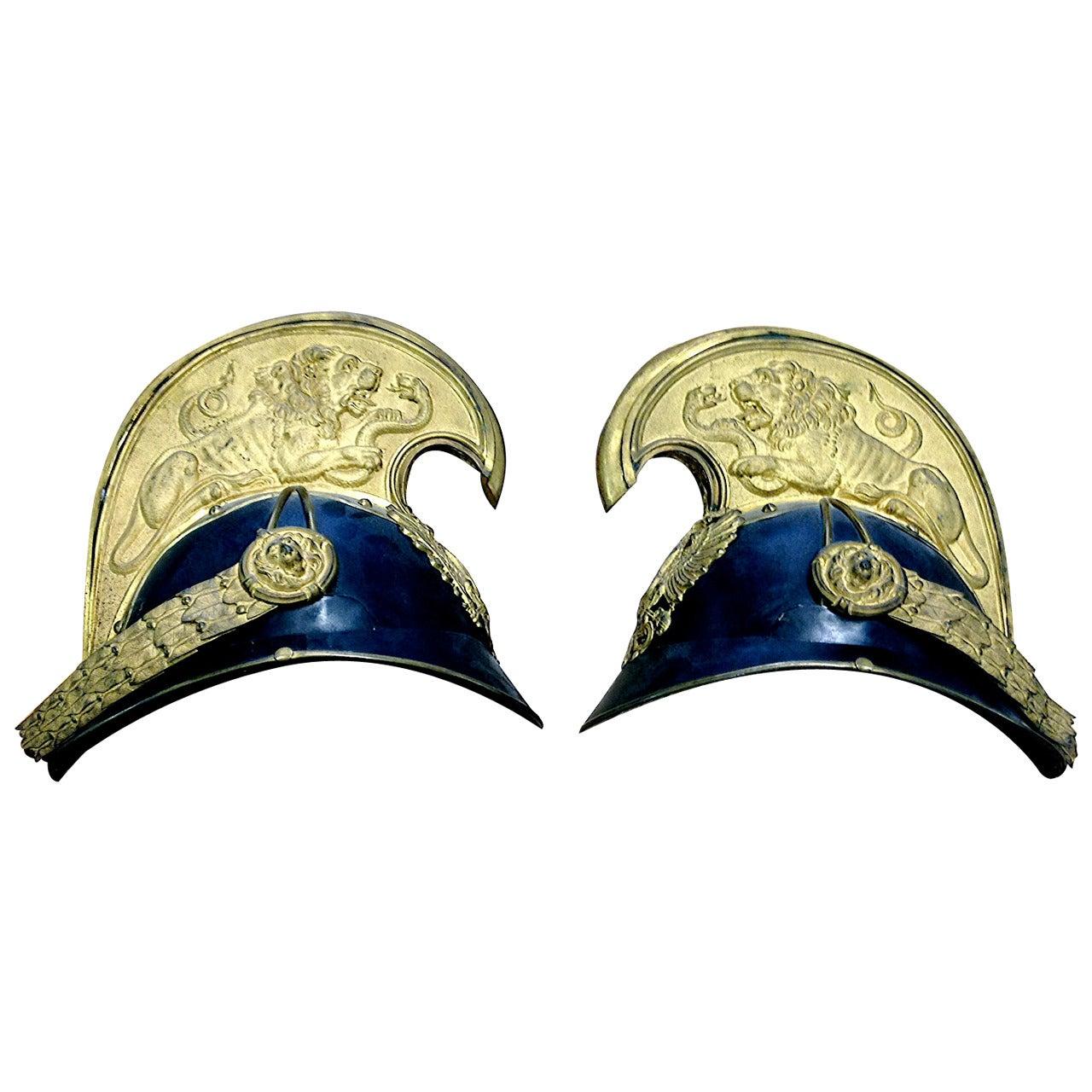 19th Century Austrian Helmet