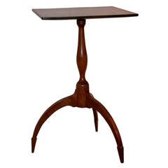Leopold Stickley Cherry Valley Pedestal For Sale At 1stdibs
