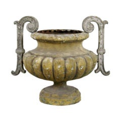 Large 19th Century English Garden Urn