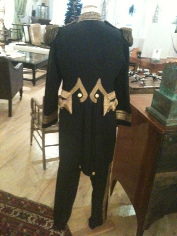 British Royal Officers Uniform For Sale 2