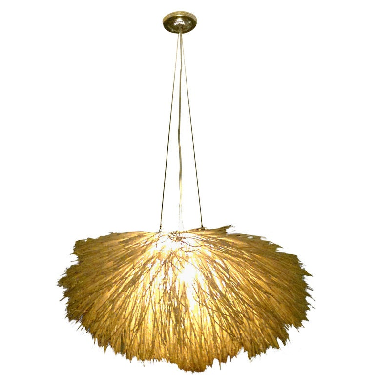 Spectacular Organic Chandelier At 1stdibs