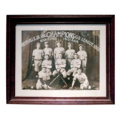 COLLECTION OF EARLY 20TH CENTURY SPORTING PHOTO'S