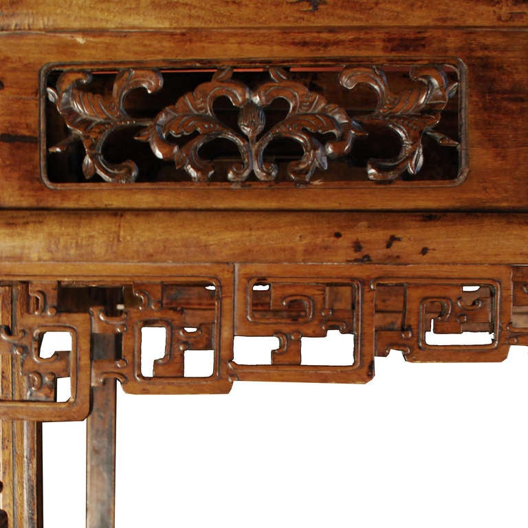 Early 19th Century Chinese Canopy Bed For Sale 1