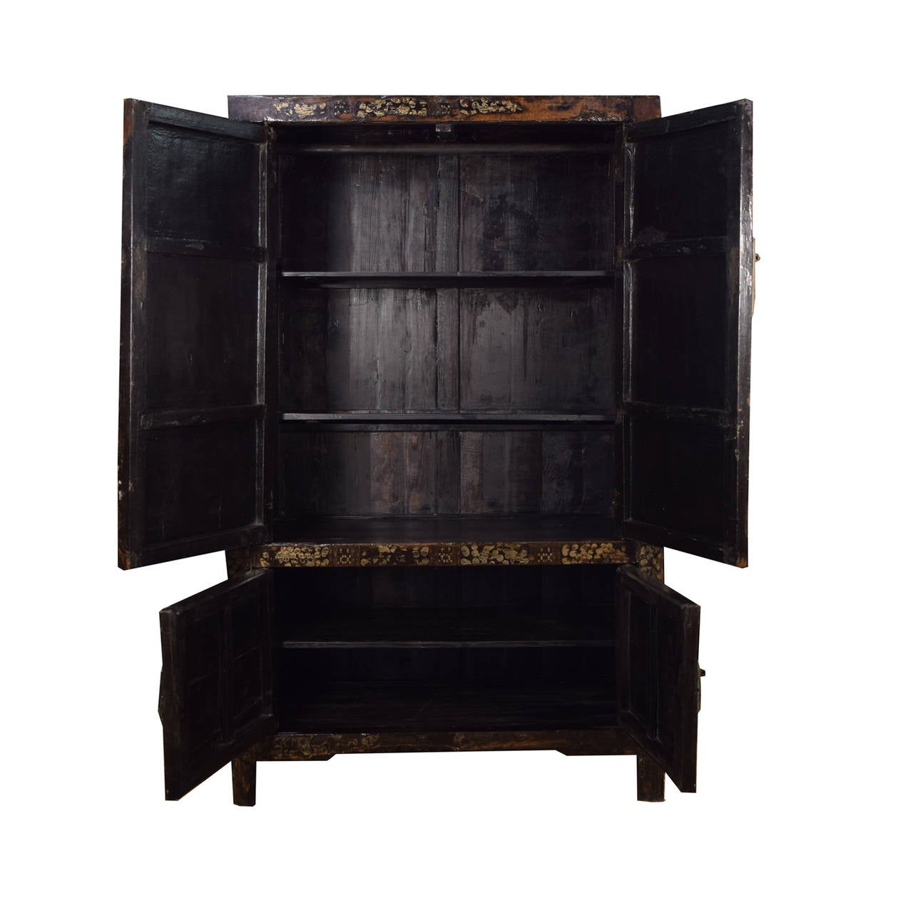 chinese black lacquer cabinets images
