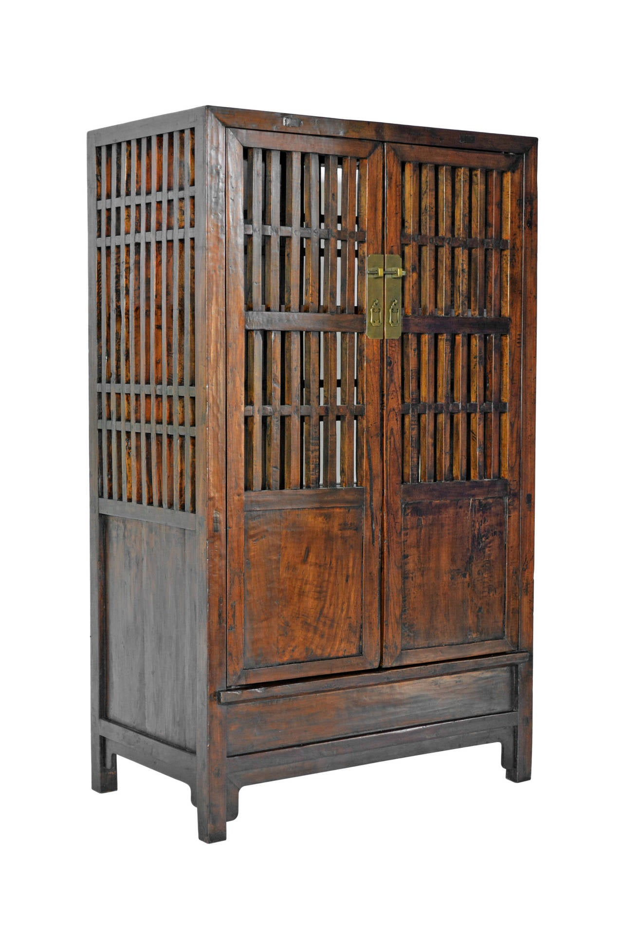 19th century chinese kitchen cabinet for sale at 1stdibs for Chinese kitchen cabinets