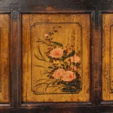 19th Century Mongolian Folk Painted Coffer thumbnail 5