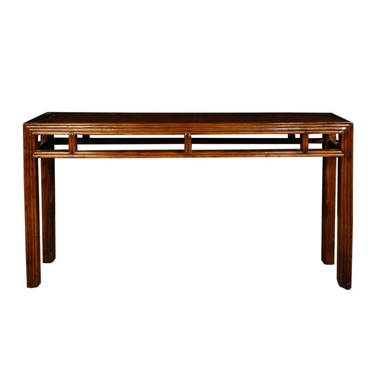 Th Century Chinese Altar Table At Stdibs