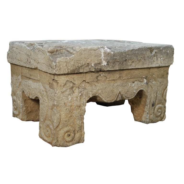 Ming Stone Altar Table At 1stdibs