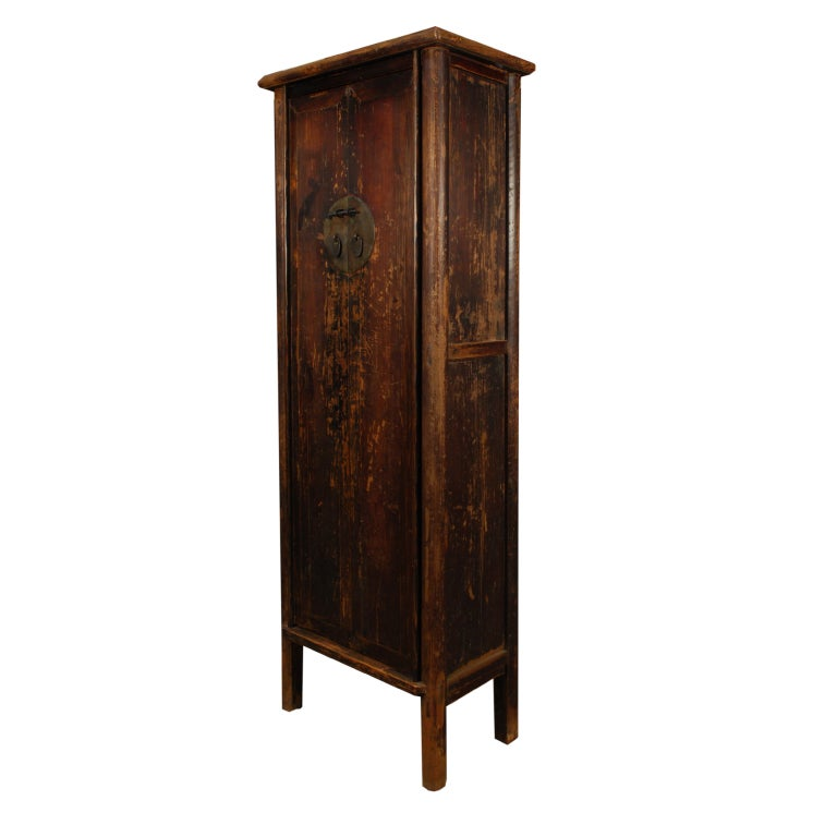 tall skinny storage cabinets 19th century and narrow cabinet at 1stdibs 27056