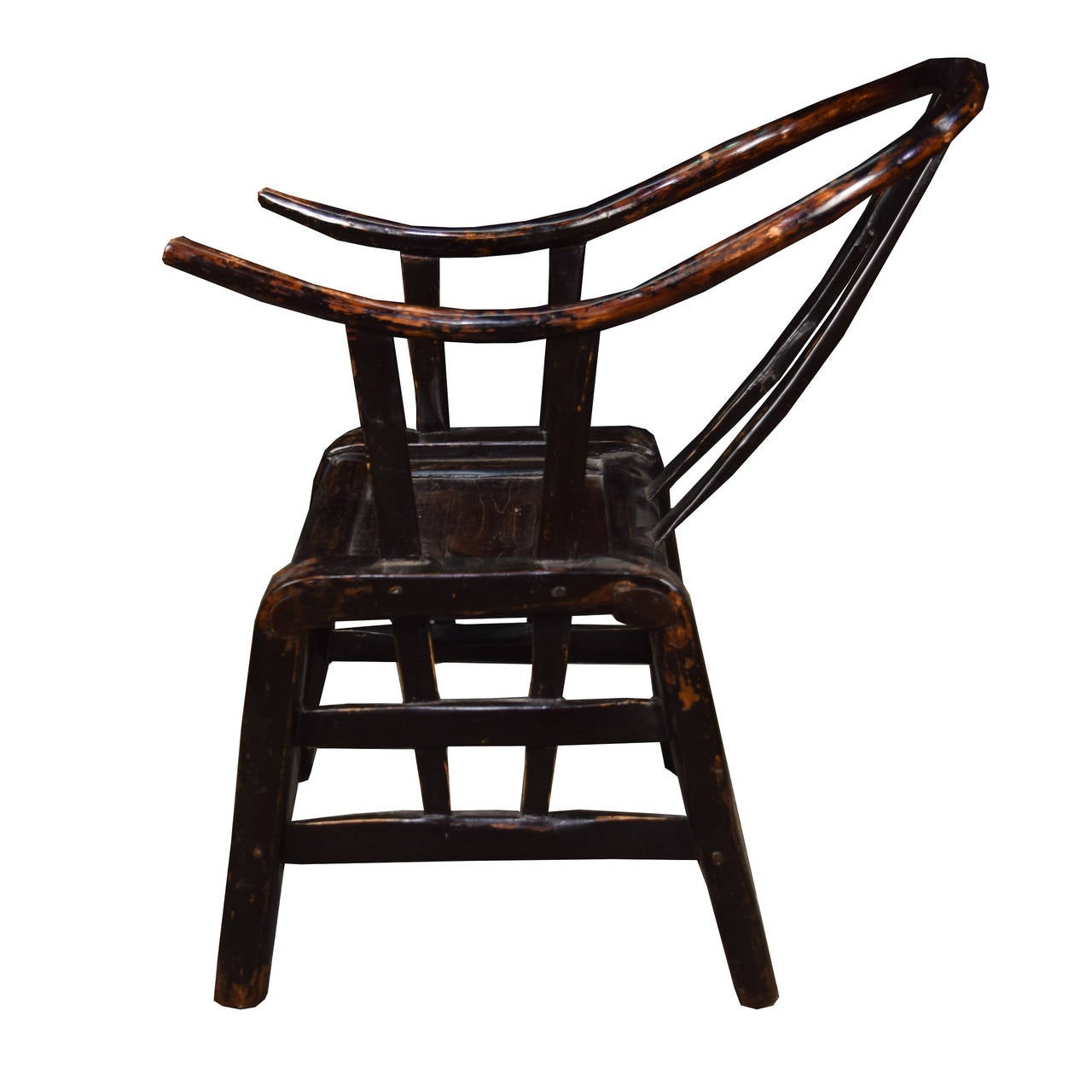 Pair of 19th century chinese petite chairs for sale at 1stdibs for Asian chairs for sale