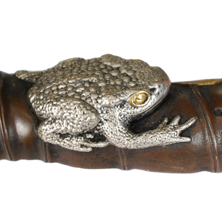 Pair of Mixed Metal Wrist Rests image 4