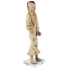 Chinese Han Dynasty Court Attendant
