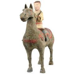 Han Dynasty Equestrian Statue