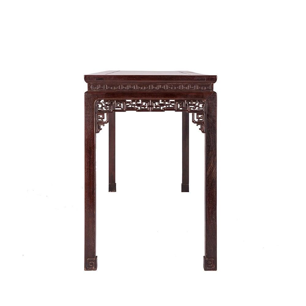Vintage Zitan Altar Table For Sale At 1stdibs