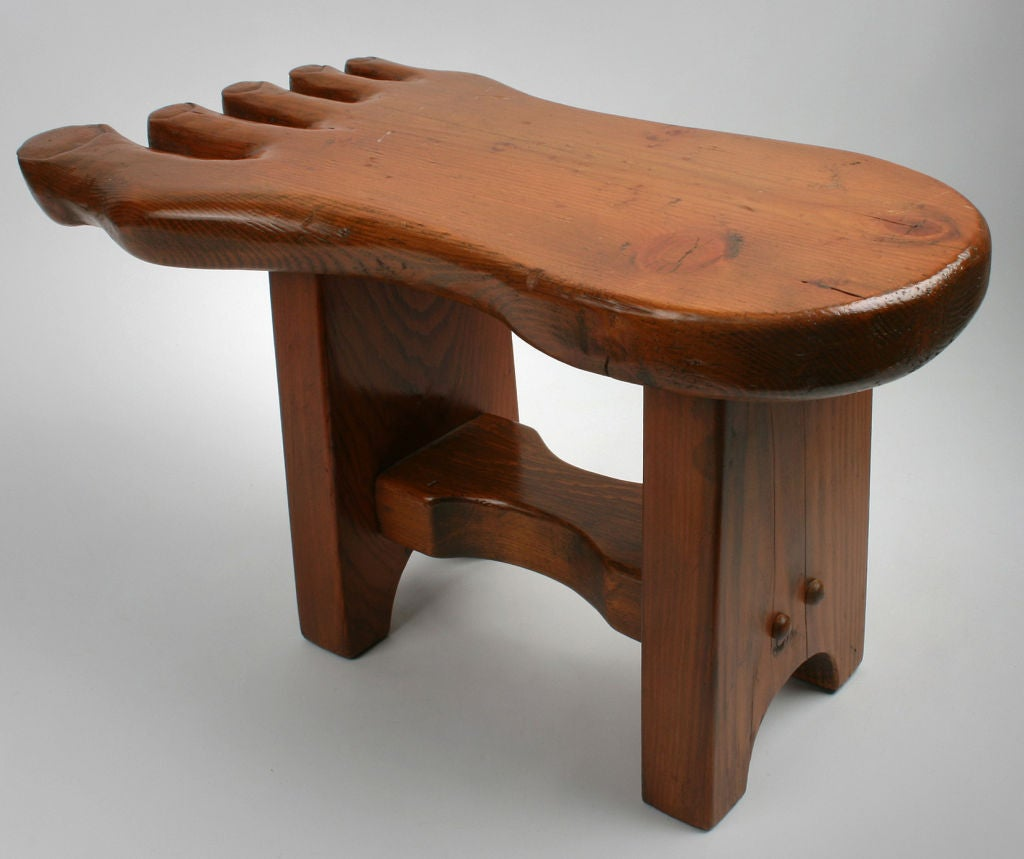 Foot Stool At 1stdibs