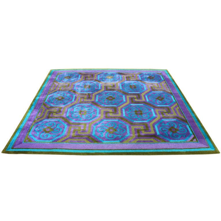 Lush  V'Soske Mid Century Carpet