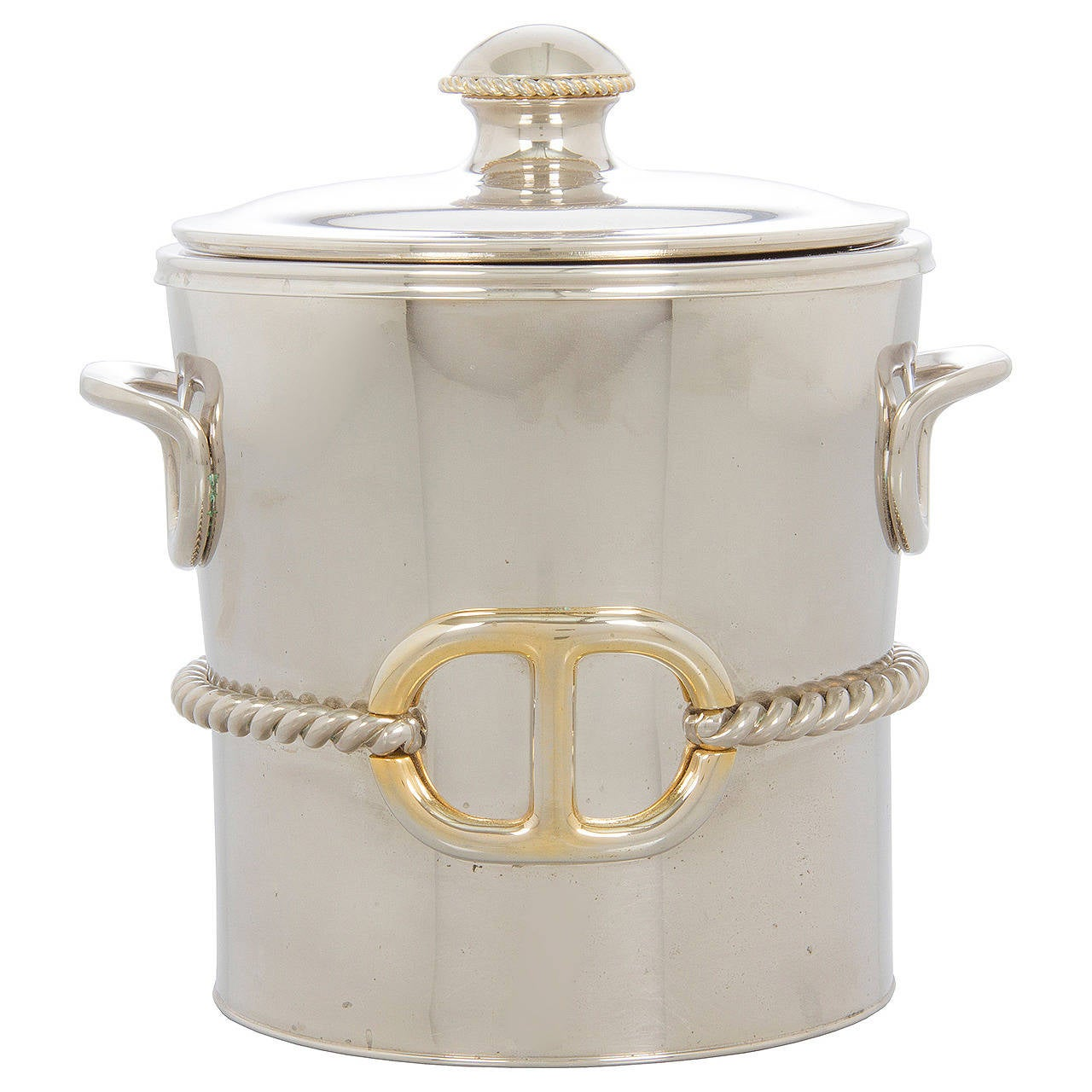 Vintage Gucci Ice Bucket at 1stdibs
