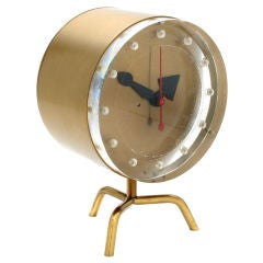 Original George Nelson Tripod Clock