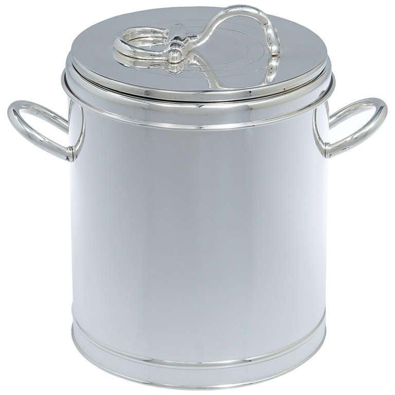 Gucci Ice Bucket At 1stdibs