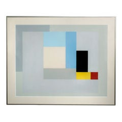 Abstract by Ben Nicholson