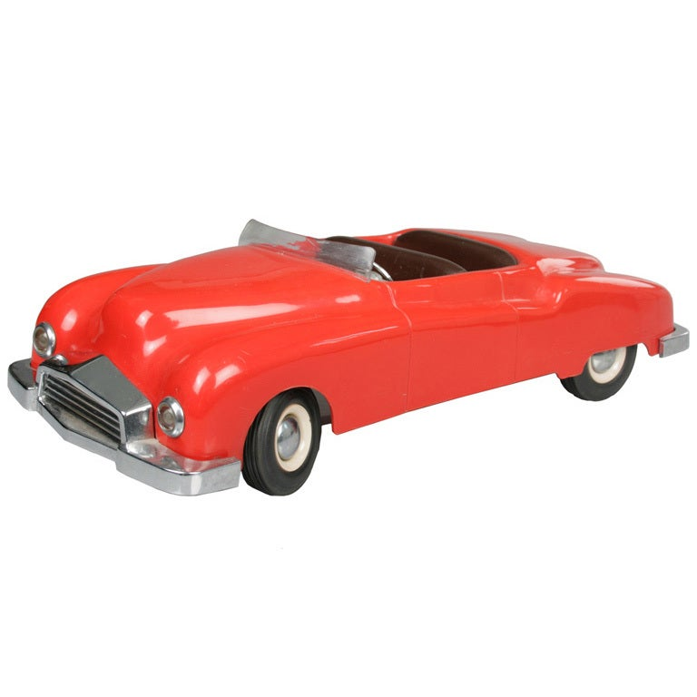 Old Rubber Toy Cars