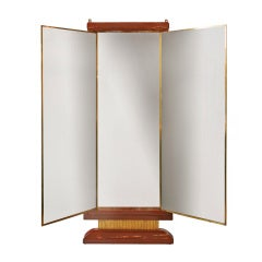 Hollywood regency collection at 1stdibs for Miroir brot paris mirrors