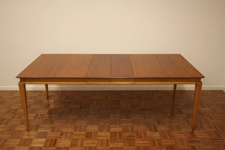 Renzo Rutili Dining Table for Johnson Furniture For Sale 1