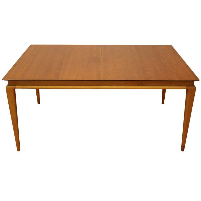 Renzo Rutili Dining Table for Johnson Furniture For Sale
