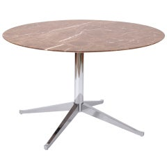 Florence Knoll Round Dining Table