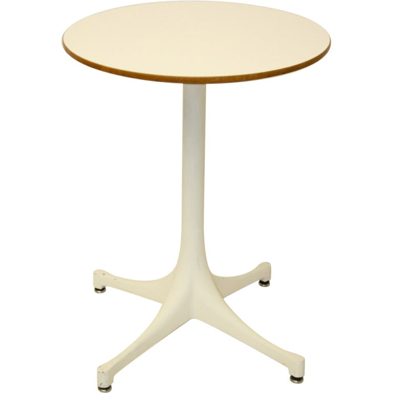 George nelson swag leg side table at 1stdibs for Nelson swag leg table