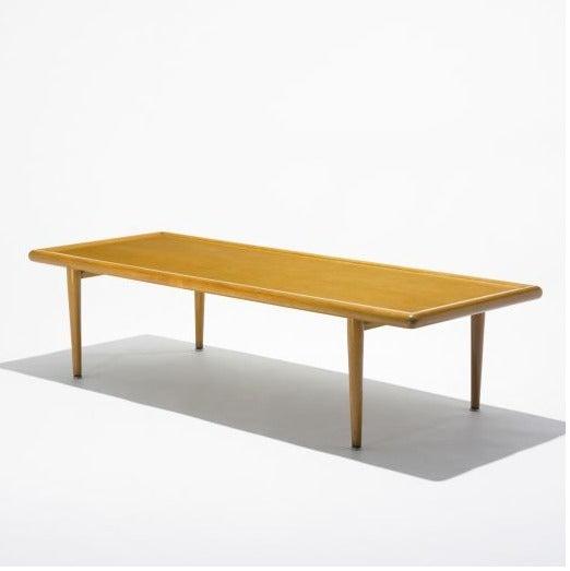 Mid-Century Modern T.H. Robsjohn-Gibbings for Widdicomb Cocktail Table For Sale