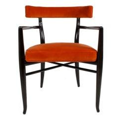 T.H. Robsjohn-Gibbings for Widdicomb arm chair