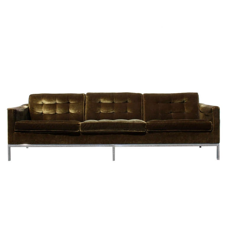 Img 4224 - Florence knoll sofa gebraucht ...