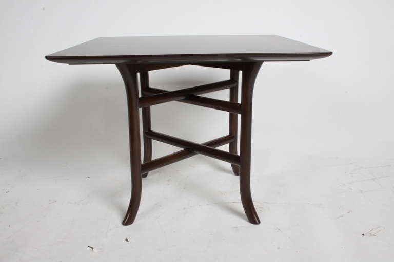 T.H. Robsjohn-Gibbings for Widdicomb Side Table 6