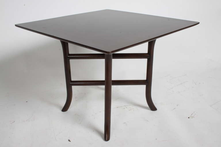 T.H. Robsjohn-Gibbings for Widdicomb Side Table 2