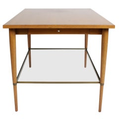 Paul McCobb side table with drawer