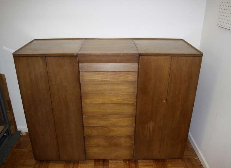 American Edward Wormley for Dunbar Gentleman's Chest For Sale
