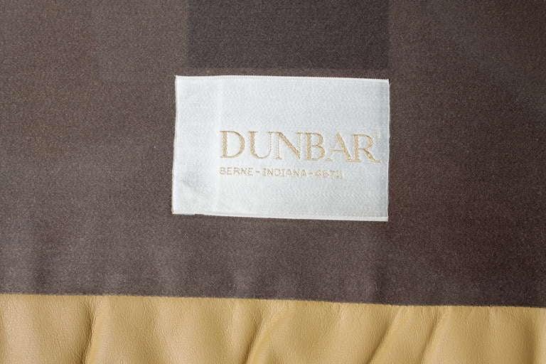 Dunbar Leather Sofa by Dennis Christiansen, circa 1970s 10