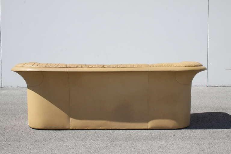 Dunbar Leather Sofa by Dennis Christiansen, circa 1970s 4