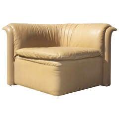 1970s Dunbar Corner Chair