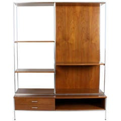 Paul McCobb Room Divider, Storage Unit